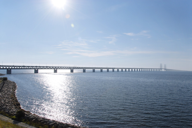 SWEDEN; The Oresund Bridge