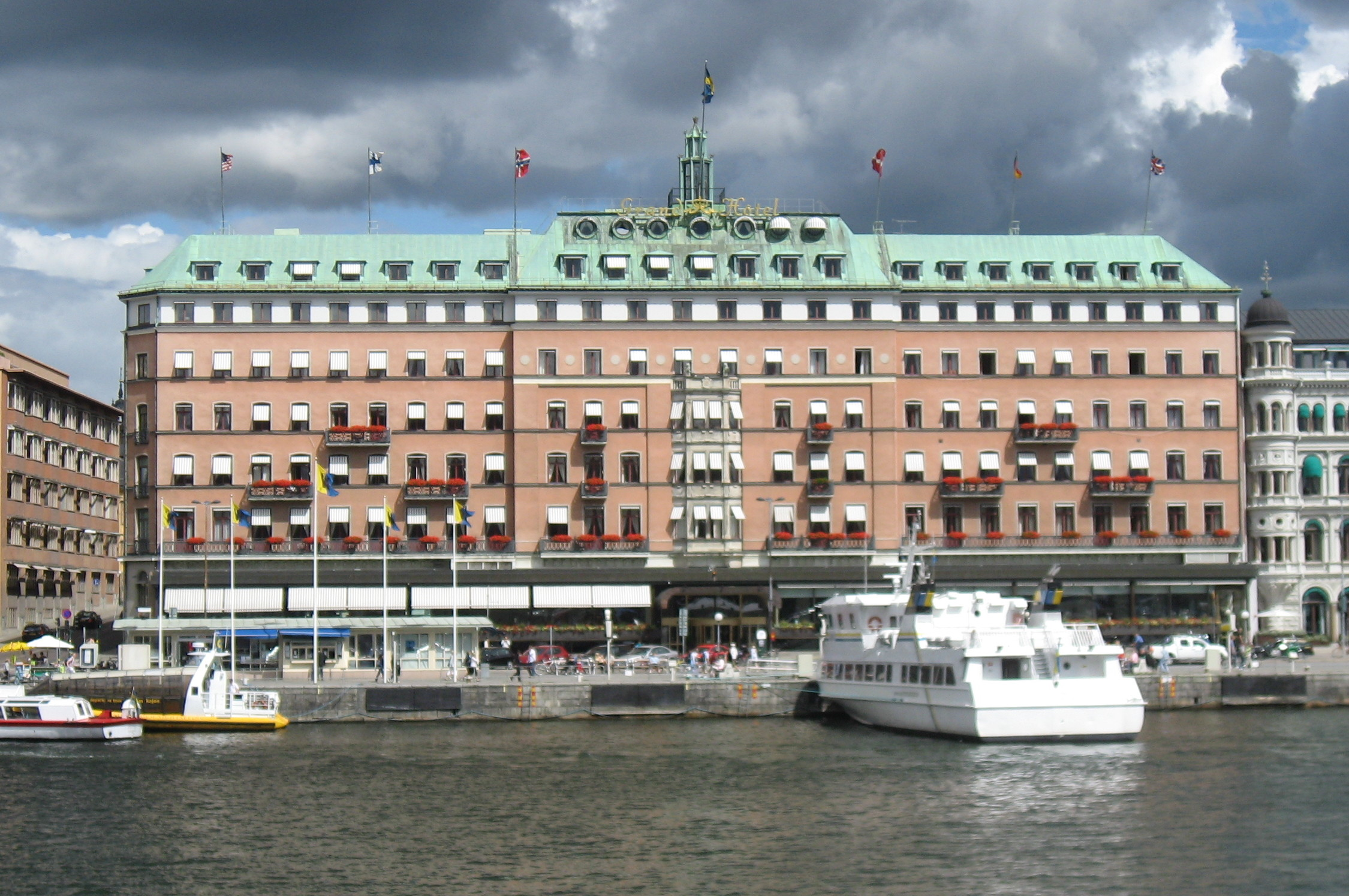 Grand Hotel Stockholm Buffet