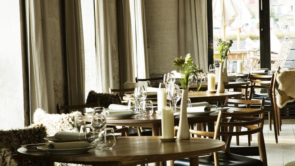 В Копенгагене сегодня работает 16 ресторанов, отмеченных 20 звездами Мишлен