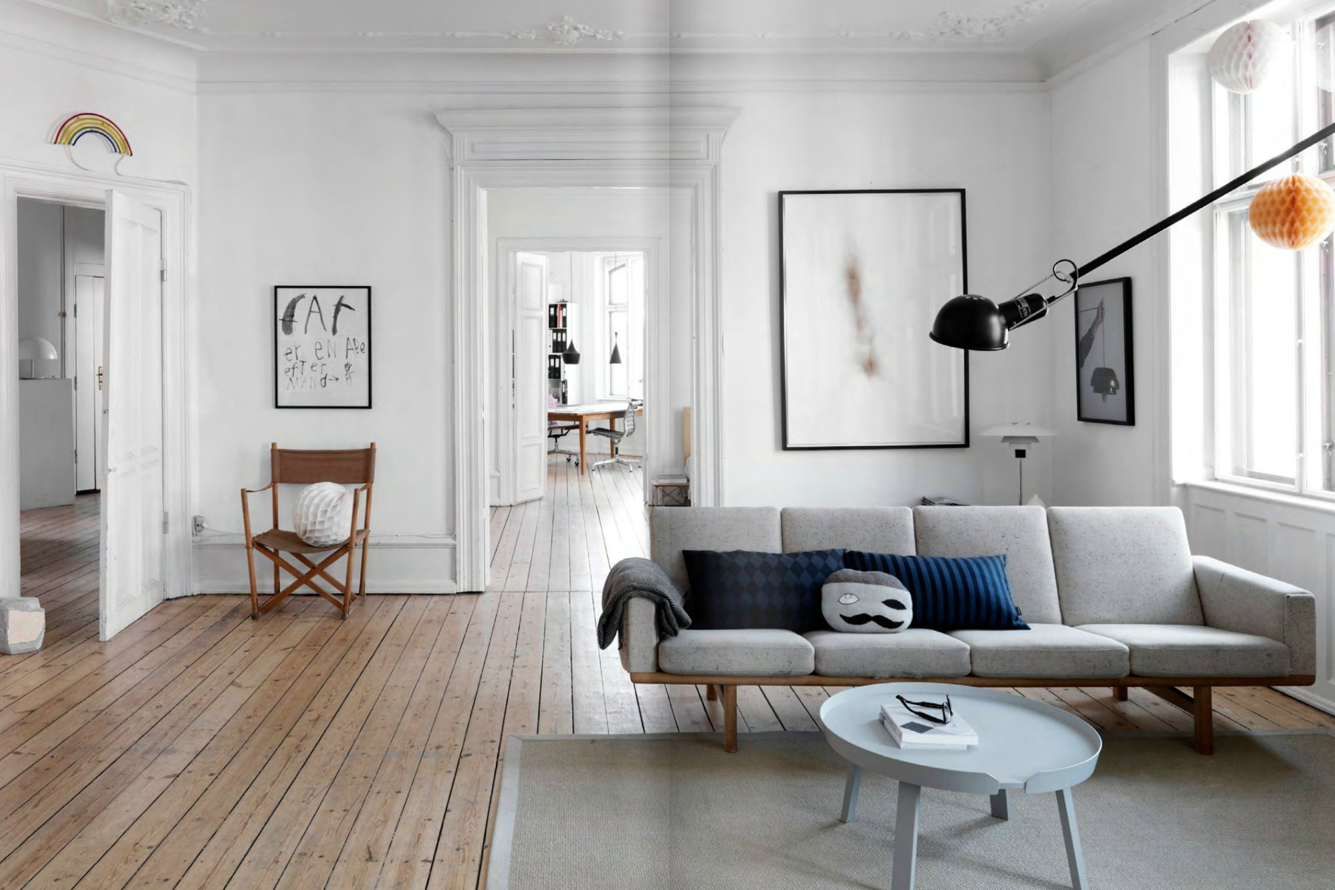 Scandinavian historical redesign dailyscandinavian for Scandinavian interior