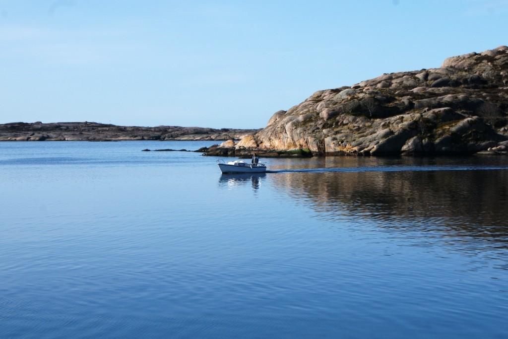 Morning at Lysekil beach