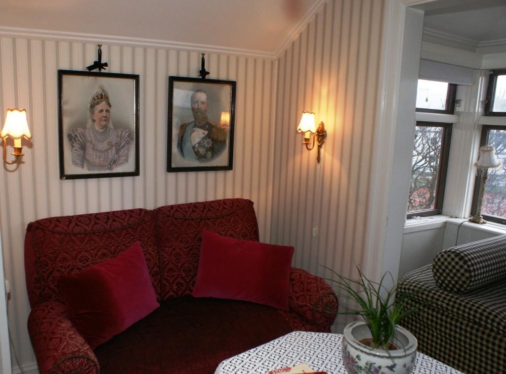 King Oscar II Room