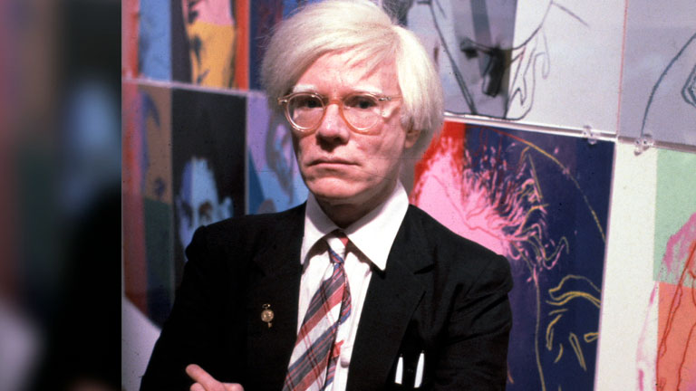 The Story of the Andy Warhol Photography
