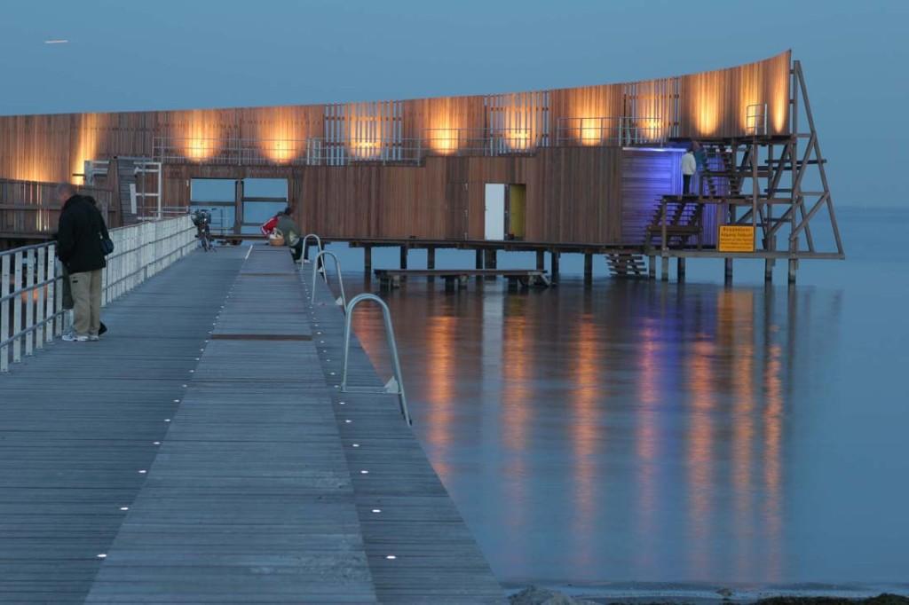 Kastrup Sea Bath, Copenhagen