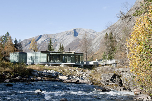 Four Seasons At Juvet Landscape Hotel Discover Scandinavia