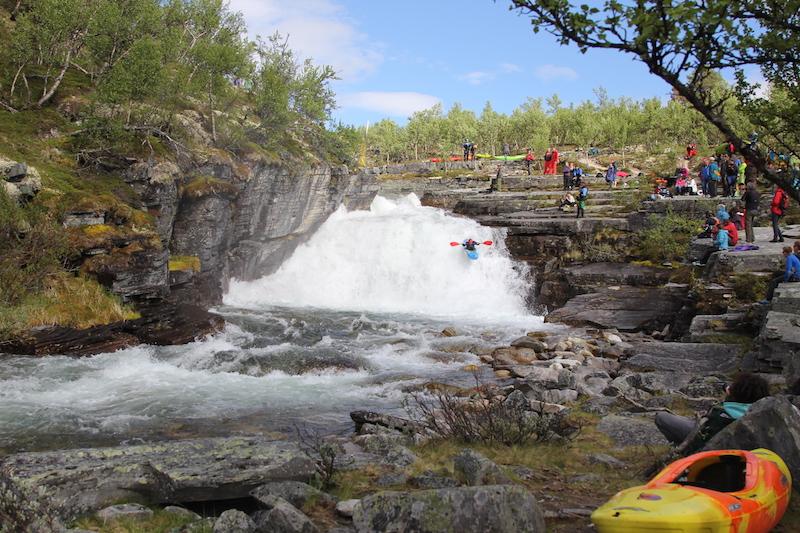 Djoa River Festival extreme race 2015