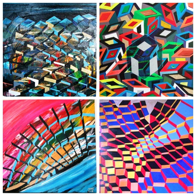 Collage by Amar Aziz