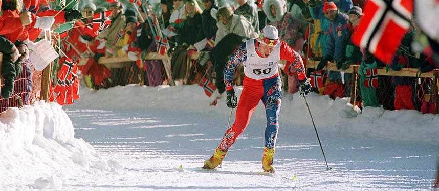 Scandinavian Sporting Heroes
