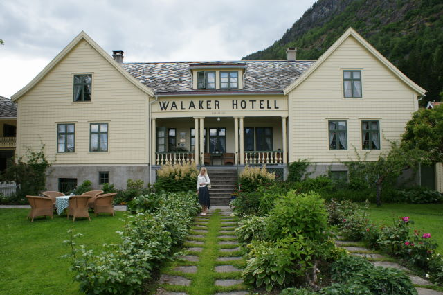 Norway's oldesthotel, Walaker. From our archives. Photo: Tor Kjoberg