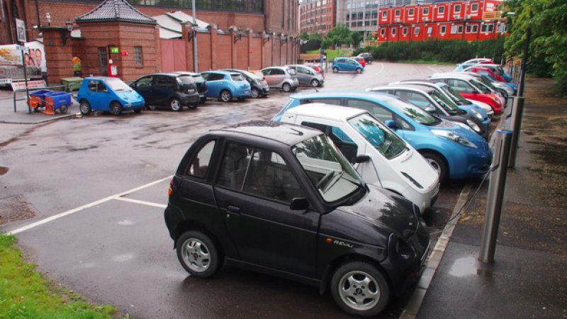 Norway: Country of Electric Vehicles