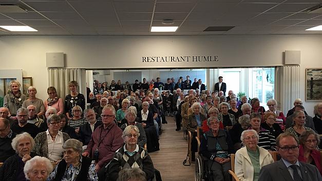 Opening Dementia Village in Denmark