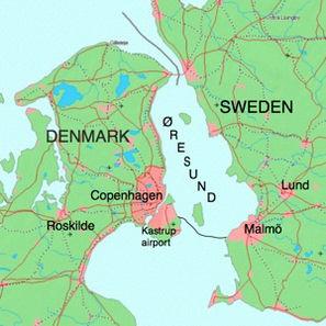The Scandinavian Herring Adventure