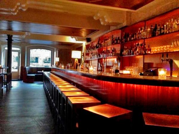 Cocktails in Copenhagen
