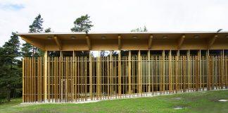 Utøya Memorial Pavilion, Norway