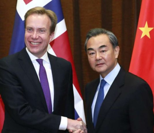 China and Norway Normalize Relations