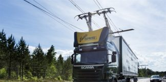 scania electric highway