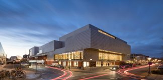 designed by Danish firm CEBRA Architecture