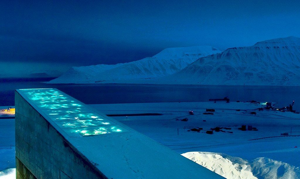 The Doomsday Vault in Norway That Stores Crops and Data