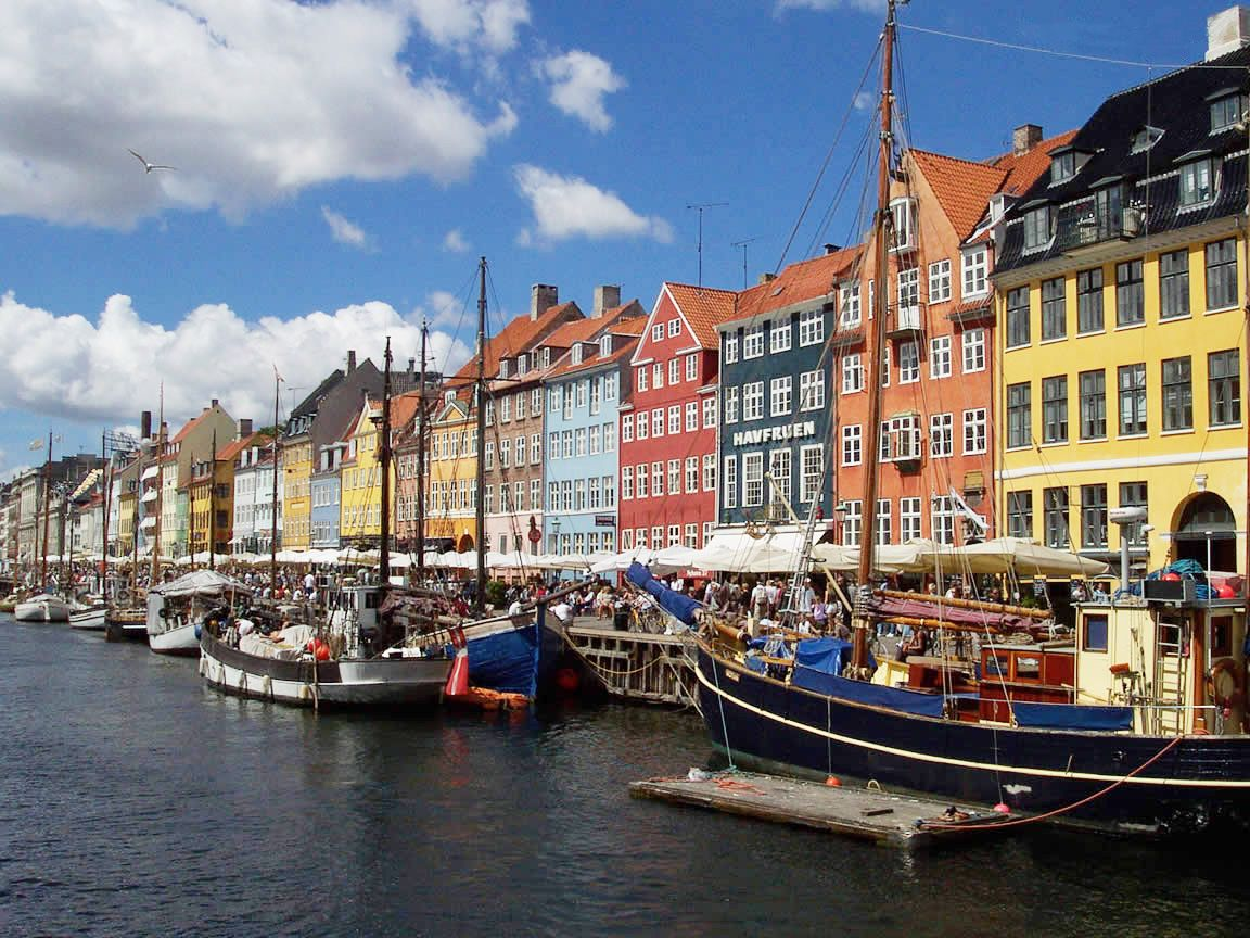 DENMARK: Nyhavn, Copenhagen
