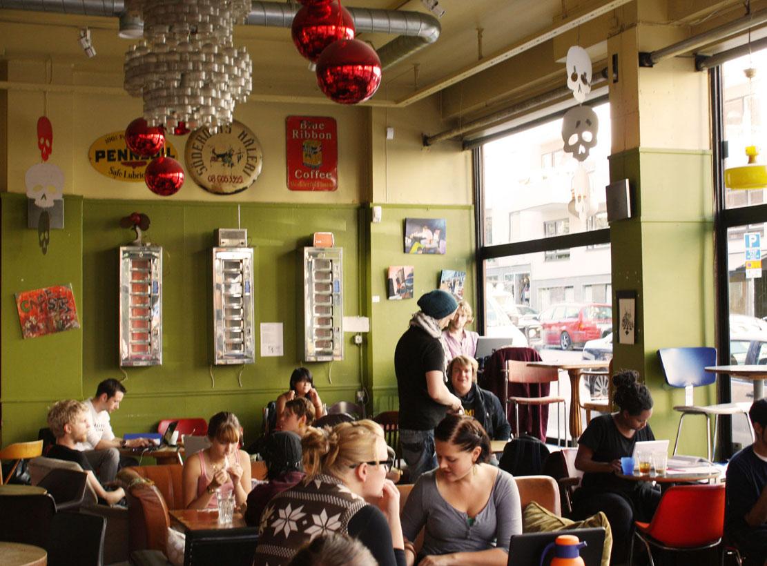 rockabilly cafe stockholm