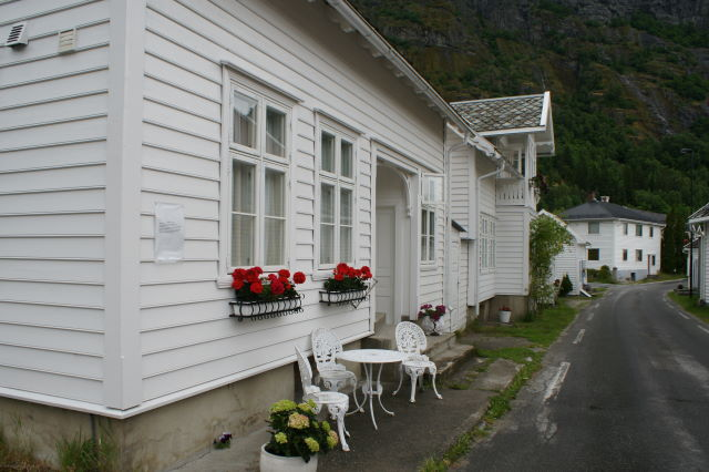 The oldest hotel in Norway