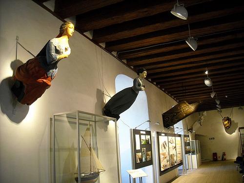 231013_Maritime_Museum_Helsingoer_Denmark_Interior