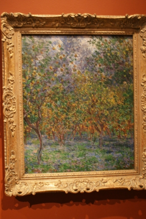 Monet: Lemon Grove in Bodighera