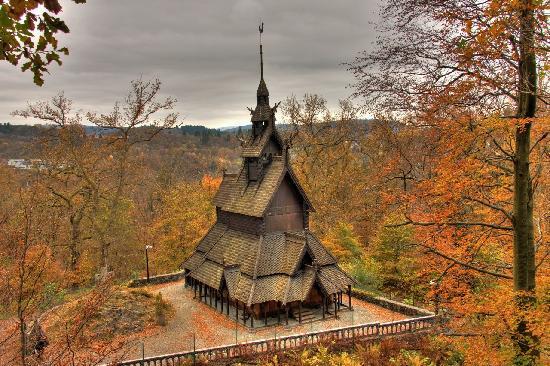 020114_Fantoft stave church