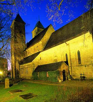 190314_St_Mary's_Chruch_Bergen