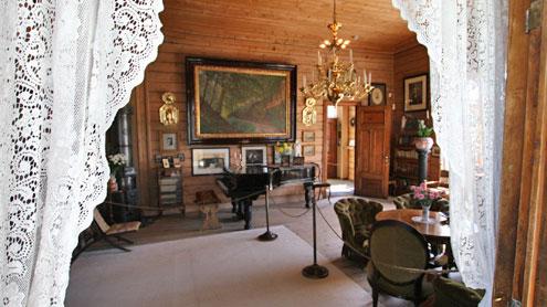 190314_Troldhaugen_Bergen_interior
