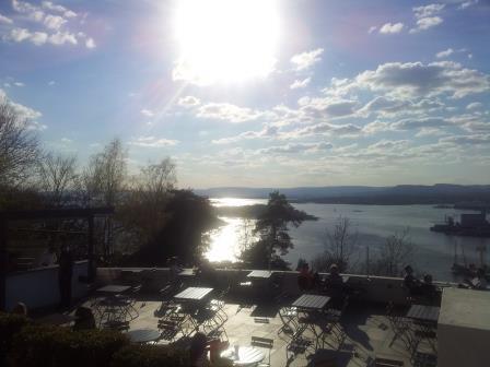 View from the Ekeberg Restaurant. Photo Lars Thomas Transkanen