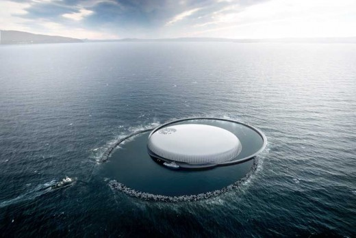 Ocean Space Center, Norway