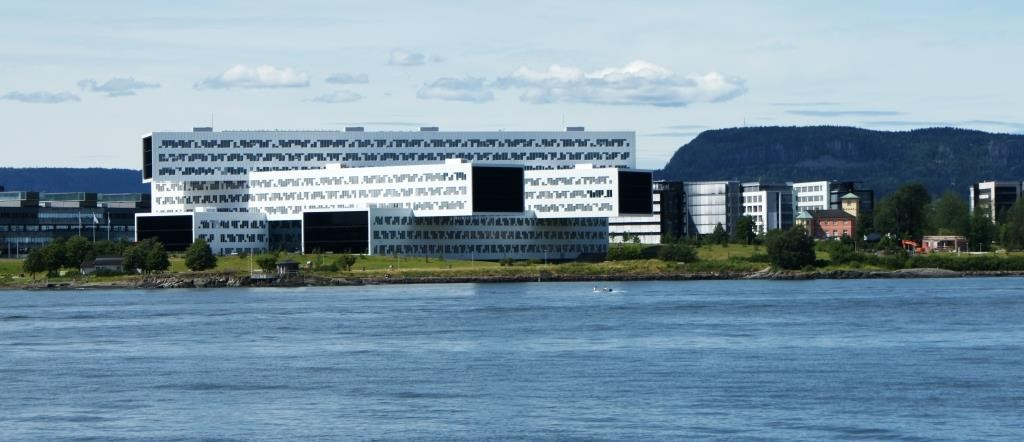 Telenor's headquarter at Fornebo