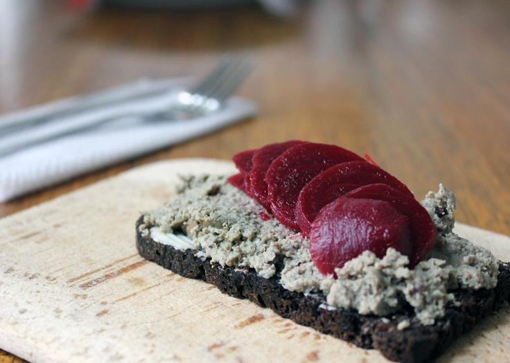 Scandinavian sandwich