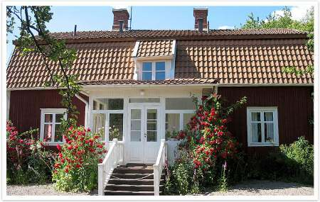 Astrid Lindgren's childhood home