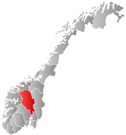 050815-Norway_Counties_Oppland_Map