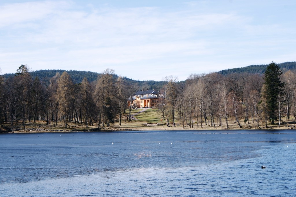 Bogstad Manor early spring