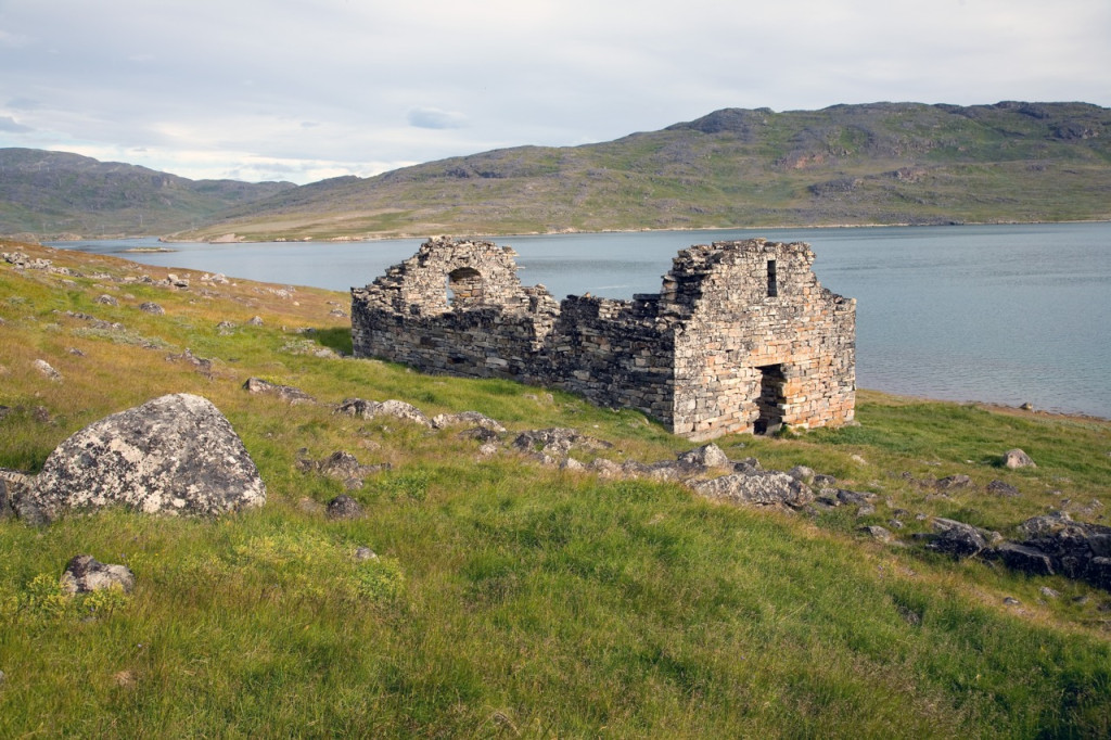Ruins of Hvalsey Church