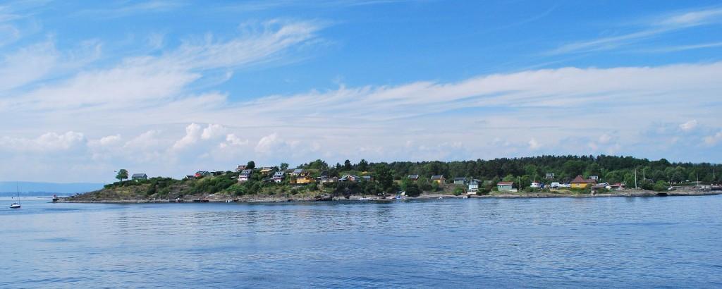 Lindøya, Oslo east side