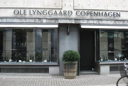 Ole Lyngaard Store in Copenhagen