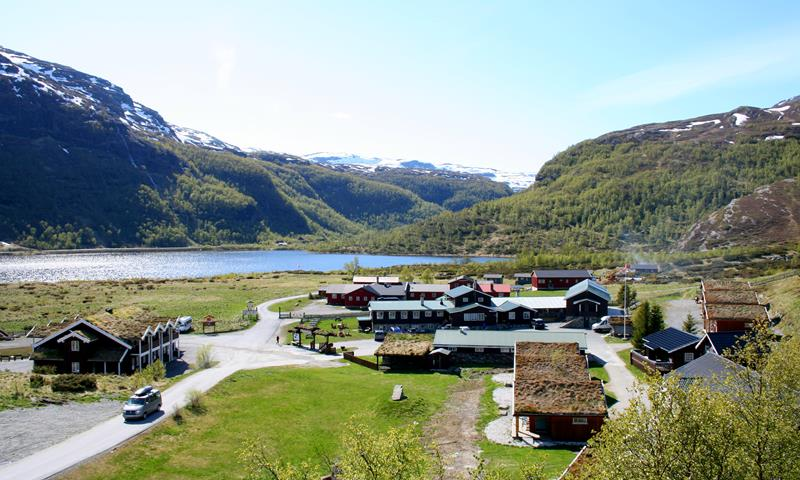 Farming in Aurland Valley