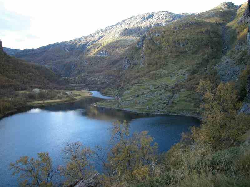 Nesbø Lake