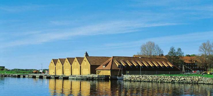 Fredriksvern Dockyard