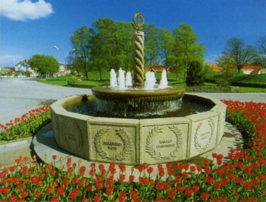 Ornulf Bast Fountain