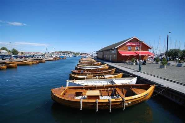 Stavern Harbor
