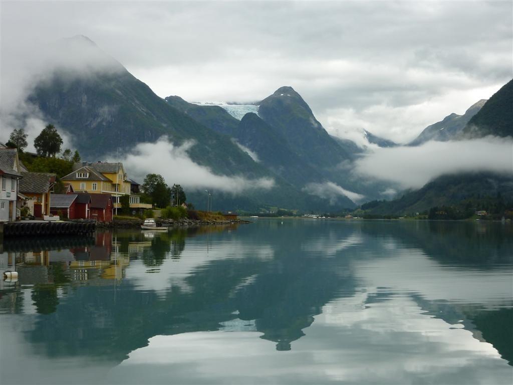 Western Norwegian Fjord