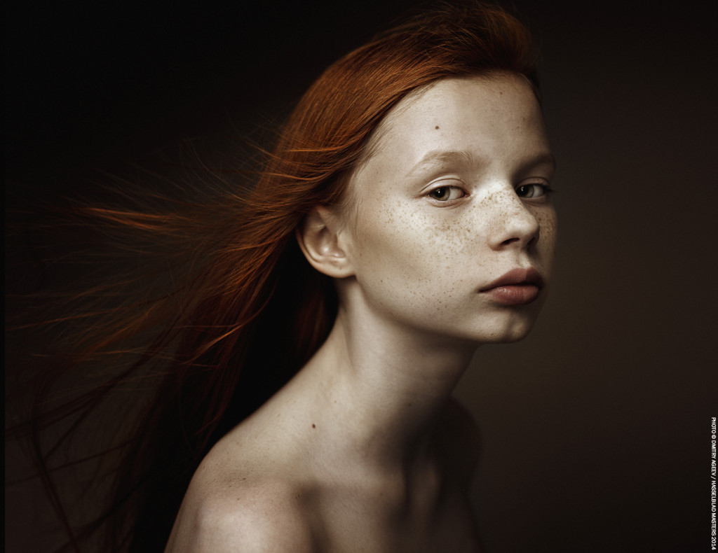 2014 Hasselblad winner portrait category, Smitri Ageev