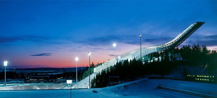 Holmenkollen Ski Jump. Photo: Visit Oslo