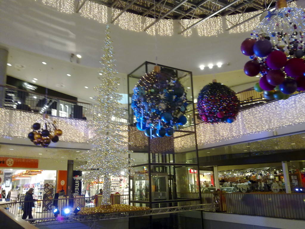 Christmas shopping in Aarhus