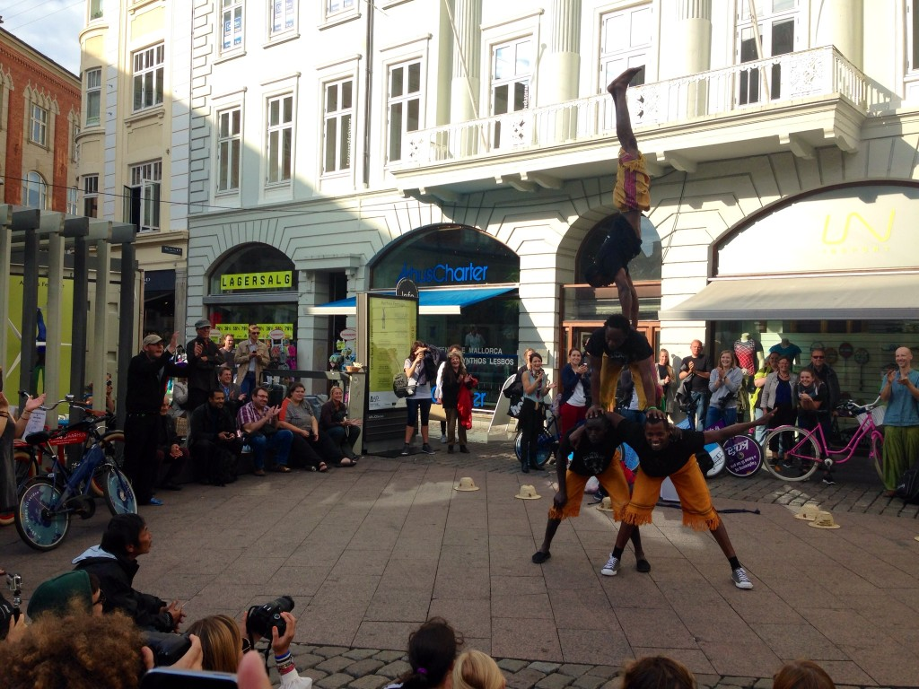 Festival Week in Aarhus brings life into the streets